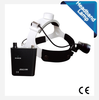 JD2100 Manufacturer Rechargeable Chest Surgery Surgical Headlamp