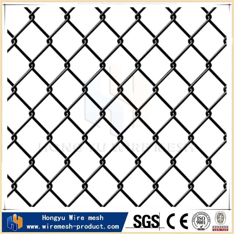 Hot Sale with CE certificate chain link fence slats lowes