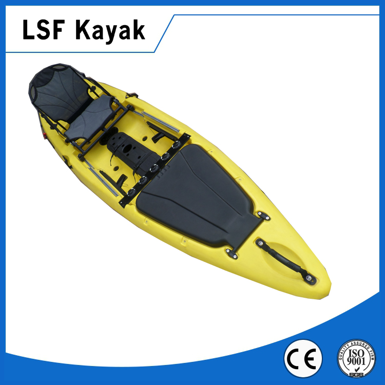 No infalatable cheap plastic fishing kayak boat wholesale for Best cheap fishing kayak