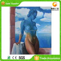 Wholesale Cheap Canvas Paintings Diy Diamond Painting Hot Sex Girls Photos