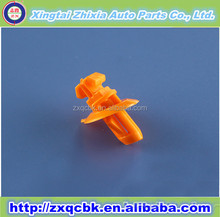 2016 wholesale colorful moulding clips/Decorative auto trim clips/New auto plastic clips fastener injection mold