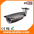 ENSTER hot selling cctv hd 1080p bullet camera with DVR/CMS adjust for Zoom&Focus
