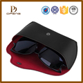Luxury elegant style in 2017 for sunglass case manufactured by leather
