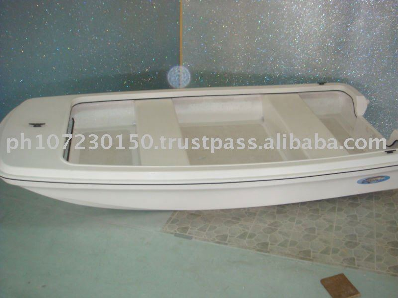 SARATOGA CE Approved Fibeglass Fishing Boat