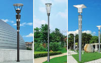 4m Artistic Courtyard Lamps for Street Lights from southeast Asia