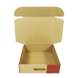 Custom printed corrugated box corrugated toy packing box