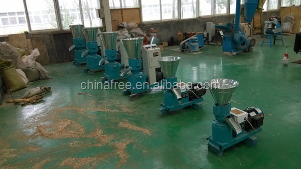 New design animal feed pellet machine price/poultry pellet feed machine for cow feed