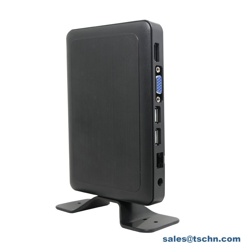 New ARM Thin Client X1 with A7 Dual Core 1.2Ghz CPU Linux Embedded RDP7.0 Hot Sale