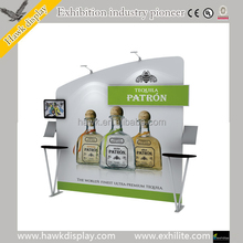 Portable display stand exhibition