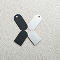 Built-in Button Thin Ble Beacon 2.6mm Support Motion Detection