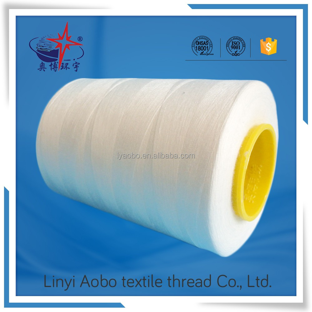 textile thread manufacturer 100% polyester sewing thread