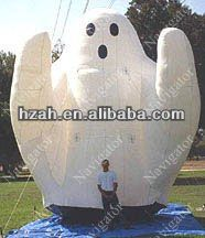 Monster inflatable Halloween decoration