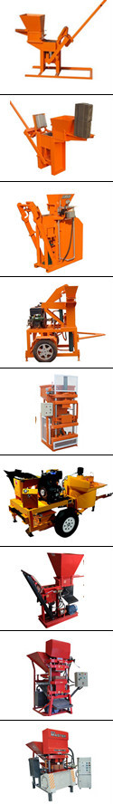 China manual interlocking brick making machine YF1-40 for best seller