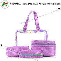 china supplier new design beautiful bsci audit cosmetic bag