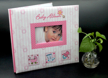 23x22.5 Hot cheap newest scrapbooking baby photo albums