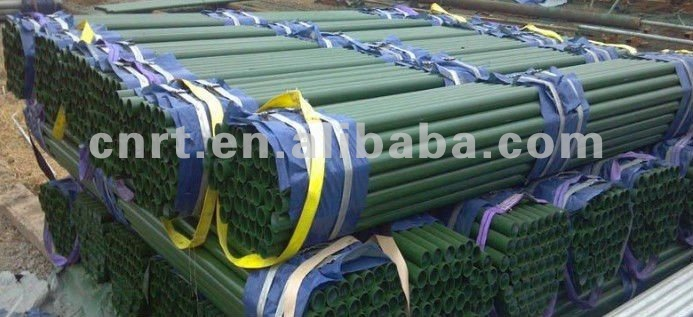 ERW welded steel pipe used for water