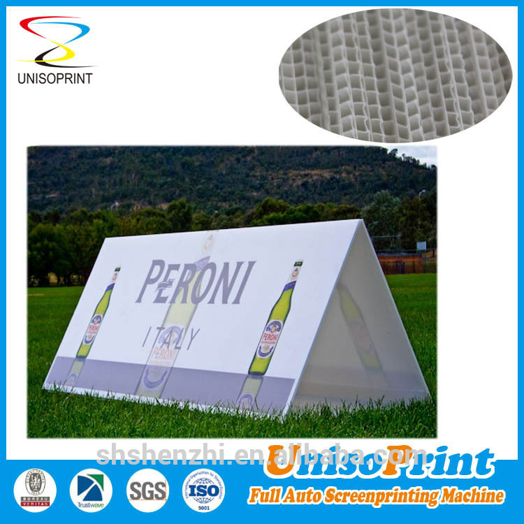 coroplast sheet plastic 2mm 3mm 4mm 5mm polypropylene plastic pp corflute sheet for signs outdoor signs