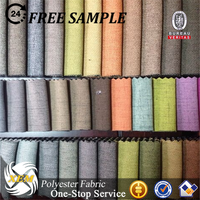 Brand new high quality polyester cotton rayon blend fabric
