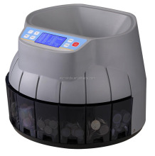 New Type of Coin Counter and Sorter
