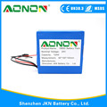 High power 18650 battery pack 48v 12Ah applied in electric vehicle
