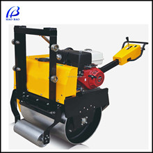 YL24 /24C 9hp Handheld Hydraulic Controling Dual Drums Petrol Engine Road Roller