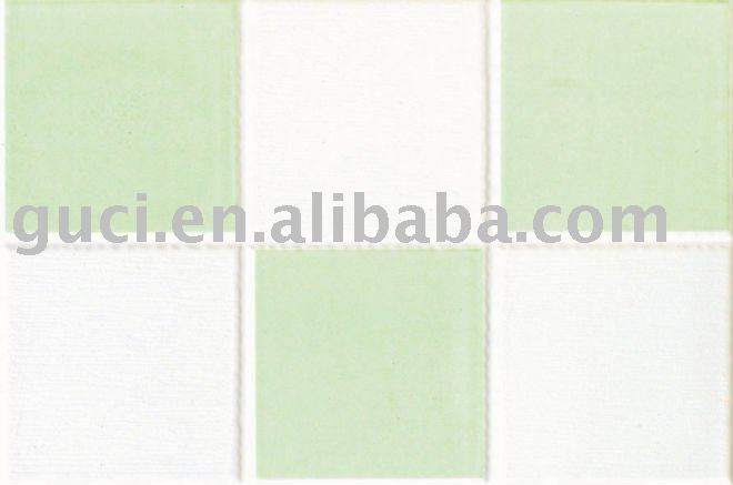 Glossy tile ceramic sized in 200x300mm