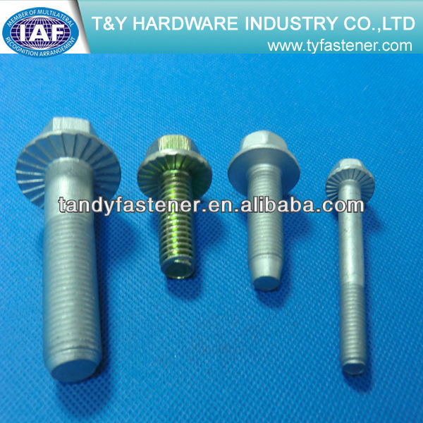 bed flange bolts