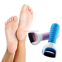 Electric Professional Foot Scrubber and Micro Pedicure File Tool,electric callus remover