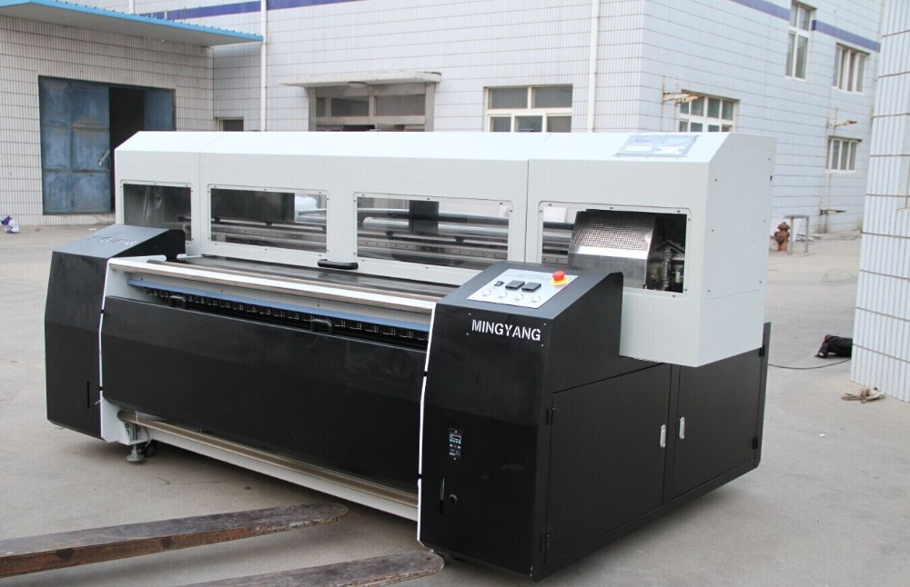 Ricoh Gen5 Industrial Digital Fabric Printing Machine