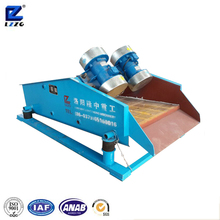 Dehydrate sand dewatering screen TS1530 customized double screen