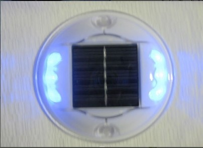 Shenzhen Factory Solar road stud flashing