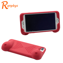 Ranphys Portable mobile grip game holder phone gaming silicone case phone cover