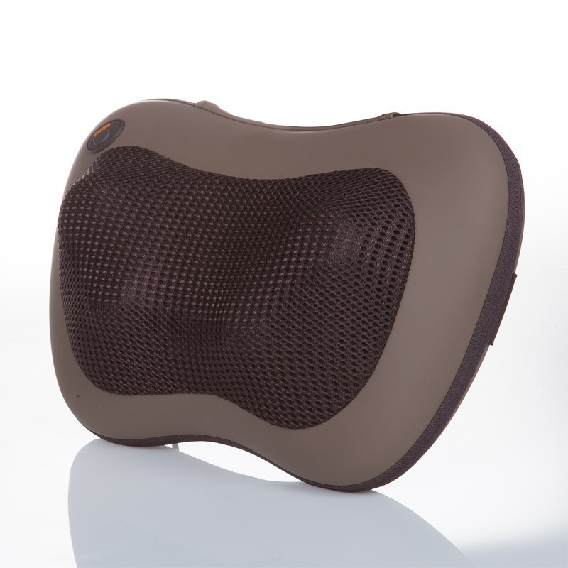 Fashion hotsell comfortable massage car cushion neck pillow