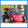 Motor operation four wheel electric golf car