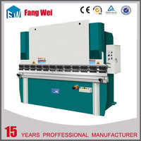 2015 The Newest First Choice hydraulic flat bar bending machines