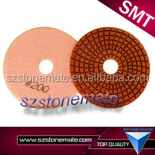 Wet Use Marble and Granite Polishing Pads