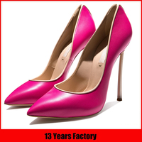 hot sale new design latest sexy stylish brands names ladies fancy 12cm high heel shoes