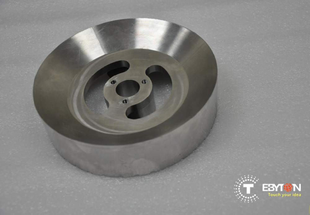 CNC machining aluminium prototype fabrication parts