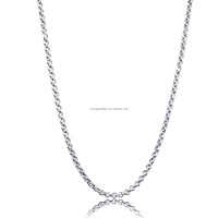 NL40 Good Qualtiy 20inch/28inch Chain for Angel Caller Pendant Stainless Steel Necklace Factory Wholesale