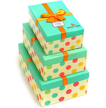 Decorative Gift Boxes Wholesale/Custom Paper Gift Box /Gift Packaging Box