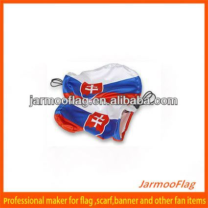 football team spandex car mirror sock