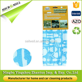 Disposable cleaning cloth for floor antistatic cleaning dust cloth