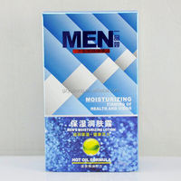 Hot Oil Formula Men's Moisturizing Firming Of Health And Vigor Lotion Face Skin Care cream