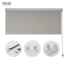 outdoor motorized roller blinds exterior doors internal blinds window shades