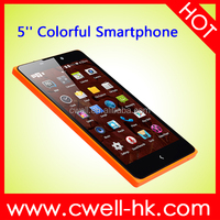 XL-103Q 5 inch IPS Touch Screen Quad Core Android 4.4 5MP Back Camera 8 Colors Low Price 3G China Mobile