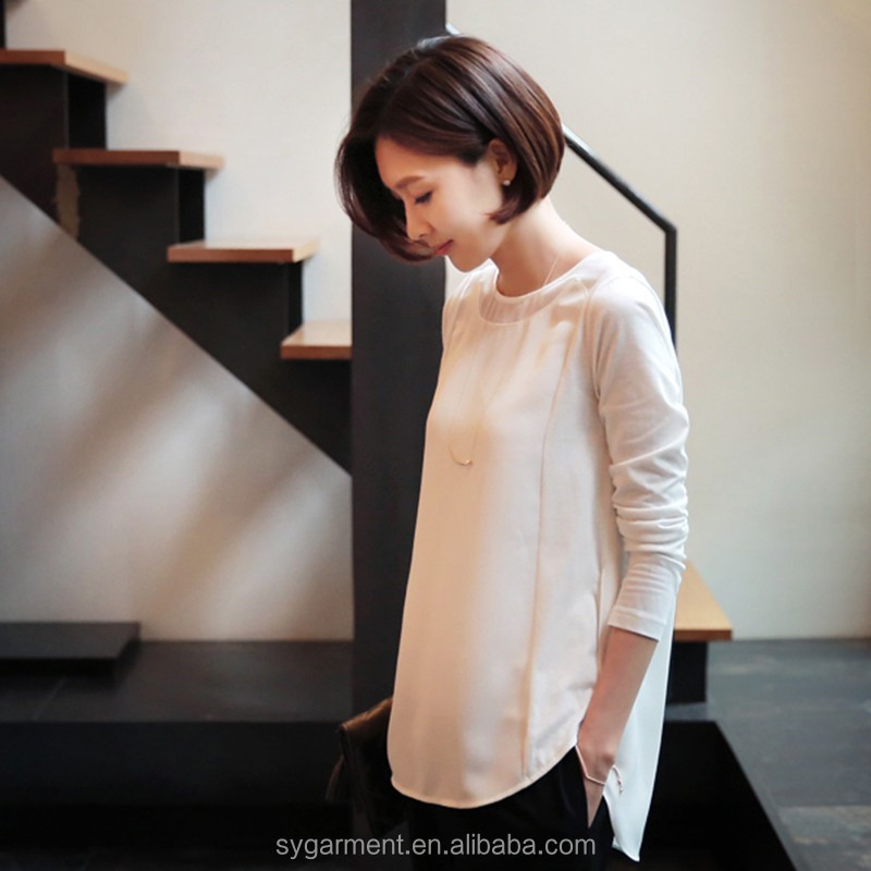 Белые Шифоновые Блузки