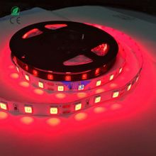 DC12V 5054 smd 60leds/m white /warm white /red /green /blue side shine led strip lighting 5054 flexible led strip
