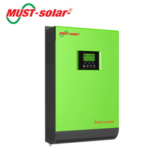 Must popular selling PV1800 5KW solar home system hybrid pure sine wave solar inverter