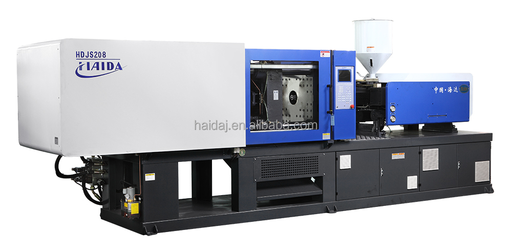 HDJS208 injection molding machine price disposable plastic plates and cups making machine