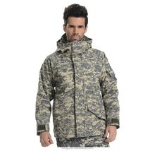 New ACU Color - Outdoor Winter Military Jacket Windproof Army Jacket,High quality Army Coats